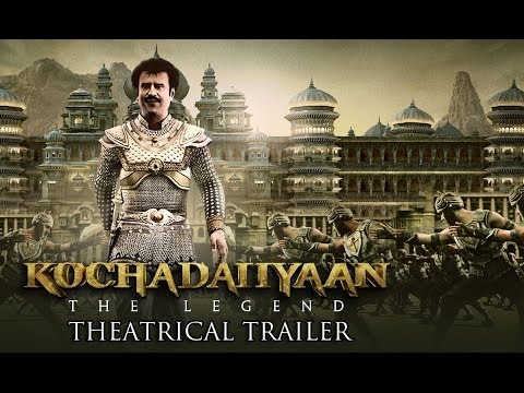 Watch the trailer of Kochadaiyaan featuring south superstar Rajnikant and Deepika Padukone