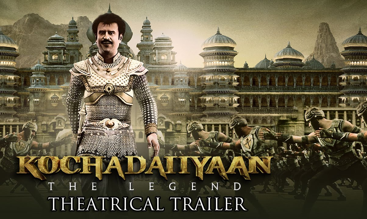 Kochadaiiyaan – The Legend