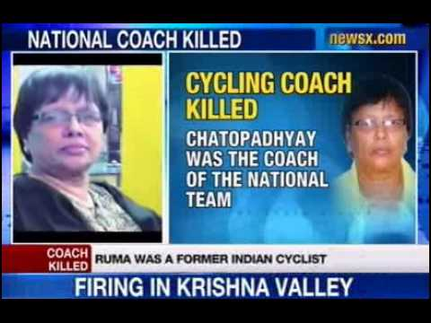 Indian - NewsX: Prominent cycling coach Ruma Chatopadhyay has died in a hit-and-run case while training junior cyclists. The tragic incident happened when chief coach...