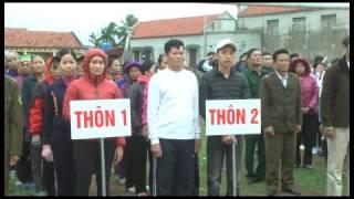 Xã Điền Công Đại hội TDTT lần thứ VIII, hưởng ứng ngày chạy Olympic  vì sức khỏe toàn dân