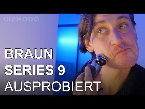 Braun Series 9 - unser Eindruck vom Luxusrasierer [Advertorial]