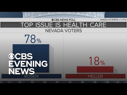 Health care a major factor for voters in Arizona Senate race