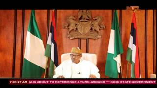 Live News Broadcast from Nigerian Television Authority. Abuja, Nigeria More from NTA at Website: http://www.nta.ng/ Twitter: ...