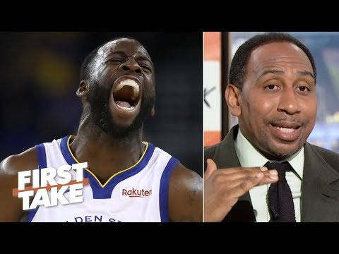 Video: The Warriors should immediately offer Draymond a max extension – Stephen A.   First Take