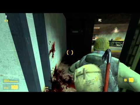 Co-op Half-Life 2: Synergy [Невезучий черный парень 1\\2]