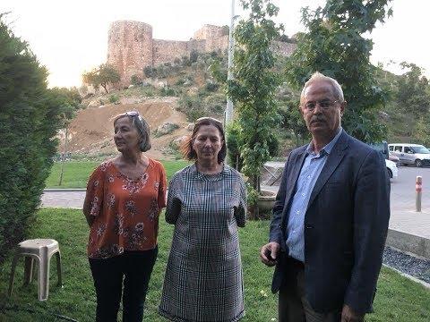 Jale Sezgin ve Nur Bozar Eskihisar Hakkında Bilgi Veriyor