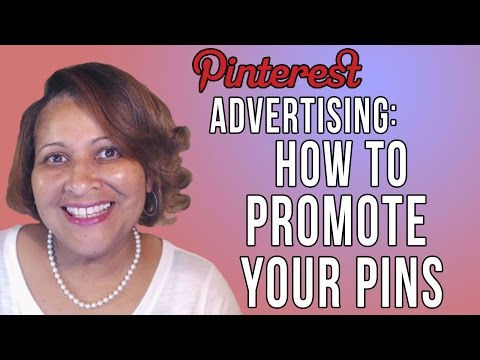 Watch 'Promoted Pins on Pinterest | How to Use the Pinterest Ad Platform'
