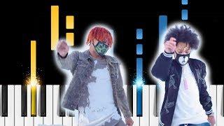 Ayo & Teo - Rolex - Piano Tutorial