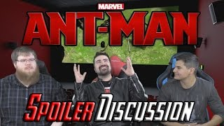 Video Ant-Man Spoilers Discussion MP3, 3GP, MP4, WEBM, AVI, FLV Juni 2018