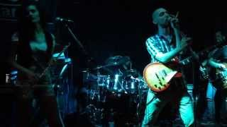 Video Persona Grata - Edge of Insanity (Live)