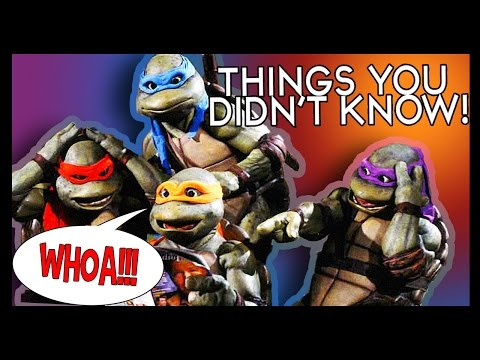 ninja - Ready or not, Teenage Mutant Ninja Turtles hits theaters soon. It's a franchise that spans multiple decades and platforms, and a lot of trivia has popped up along the way!! Subscribe: http://goo.g...