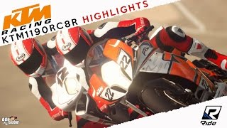 10. Ride KTM 1190 RC8 R Highlights Max Graphics Settings