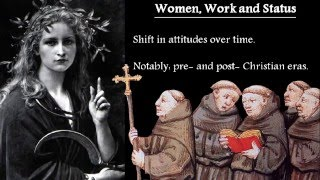 Early Ireland: Women, Work and Status (Online Course Video Lecture 19 PREVIEW!)