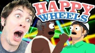 Happy Wheels - DISCO DANCE PARTY