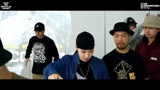 Gucchon – POP ON BATTLE 2020 SPECIAL WORKSHOP SKETCH VIDEO @ WE DANCE STUDIO SEOUL