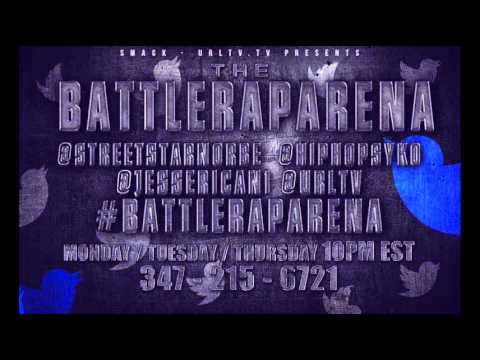 URL Battle Rap arena has Norbes Responding to Daylyt
