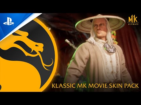 Mortal Kombat 11 - Klassic MK Movie Skin Pack Reveal Trailer | PS5, PS4