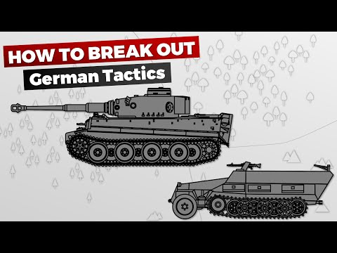 How to Break Out of Encirclements - Panzergrenadier on the Eastern Front