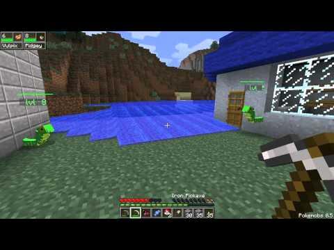 PokeMobs S2 Ep. 3 - Wool Snatch (Minecraft Mod LP)