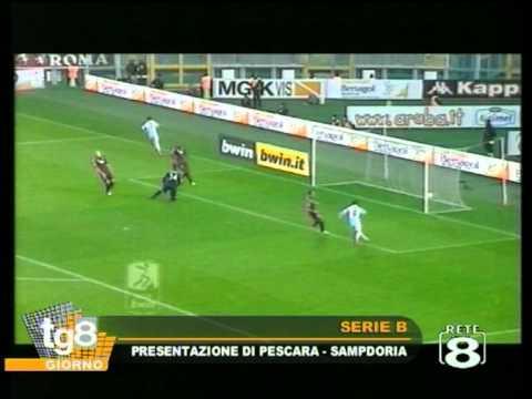 Scheda di presentazione Pescara - Sampdoria