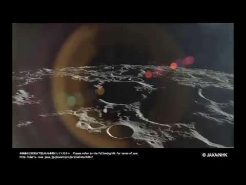 Rise of Earth and Venus Viewed by Kaguya