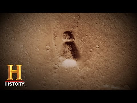 Ancient Aliens: STRANGE STRUCTURE DISCOVERED ON MARS (Part 1) (Season 15)   History