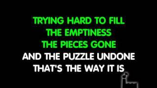 Beautiful by Christina Aguilera Karaoke instrumental