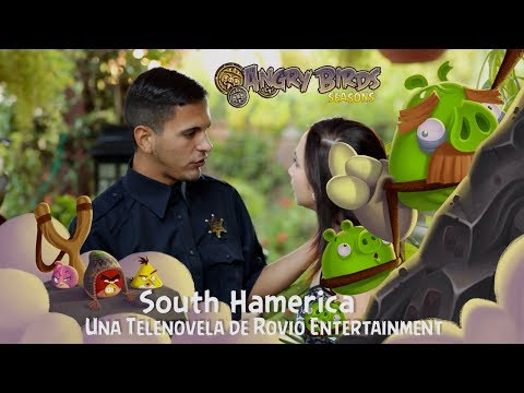 Video of Angry Birds Seasons