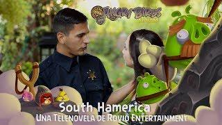 Angry Birds Seasons South HAMerica Update