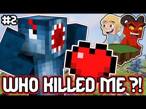 I LOST MY FIRST LIFE!! - FRIEND OR FOE! #2 | MINECRAFT