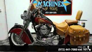 4. 2009 Indian Chief Vintage  - Dream Machines of Texas - Fa...