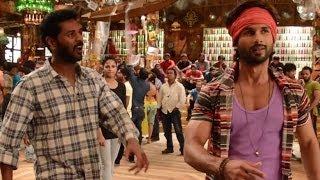 R...Rajkumar's Dance Moves Featuring Shahid Kapoor&Prabhu Dheva