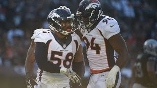 NFL News - Denver Broncos haven't came to a contract deal with Von Miller