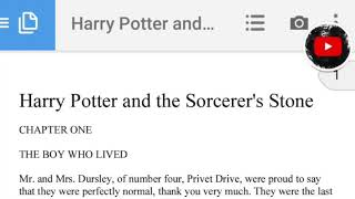 Harry Potter and the Sorcerer' s Stone