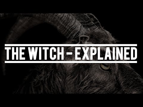 The Witch (2016) - Explained