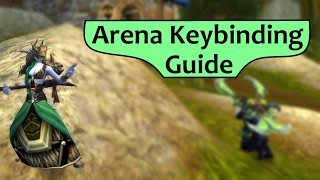 Keybinding and macros are super important for climbing rating in WoW arena. This WoW 3v3 arena keybinding guide walks you...