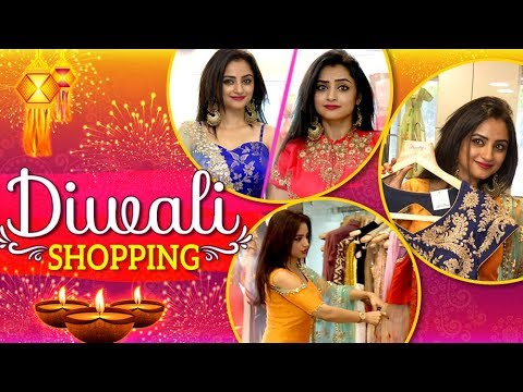 Madirakshi Mundle Does Diwali Shopping | Siya Ke R