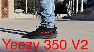 Come for Cheap The Newest UA Yeezy 350 Boost V2 Bred SPLY 350