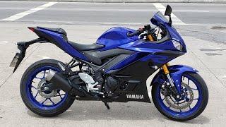 8. Rodolfinho da Z- Testando Yamaha YZF R3 ABS 2020.