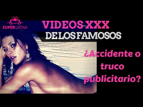 Video Videos XXX de los Famosos: ¿Accidente o Truco Publicitario? / SuperLatina – Gaby Natale download in MP3, 3GP, MP4, WEBM, AVI, FLV January 2017