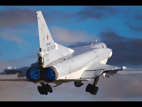 The Tupolev Tu-22M Backfire is...