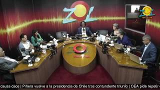 Pedro Sevcec comenta resultados elecciones 2017 en Chile y Honduras