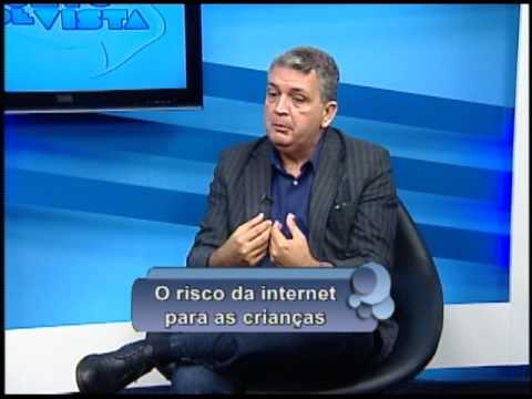 O risco da internet para as crianças