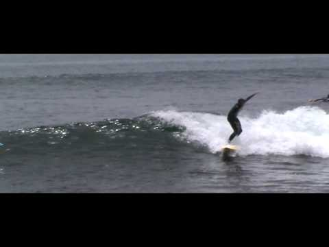 Video av Surfcamp NGor Island