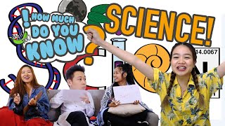 Video How Much Do You Know - Science MP3, 3GP, MP4, WEBM, AVI, FLV Februari 2019