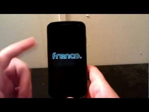 App Review: Franco Kernel Updater