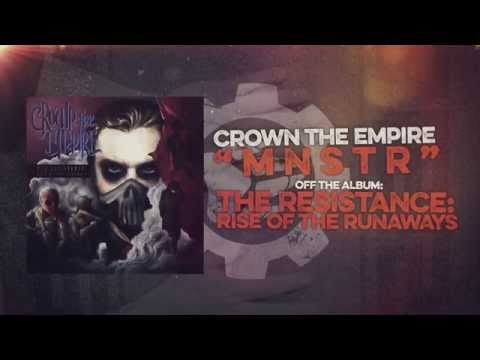 Empire - Merch: http://riserecords.merchnow.com/catalogs/crown-the-empire iTunes: http://smarturl.it/the-resistance I am the ghost in the shadows I am the fear of the dark I am the murderer of apathy...