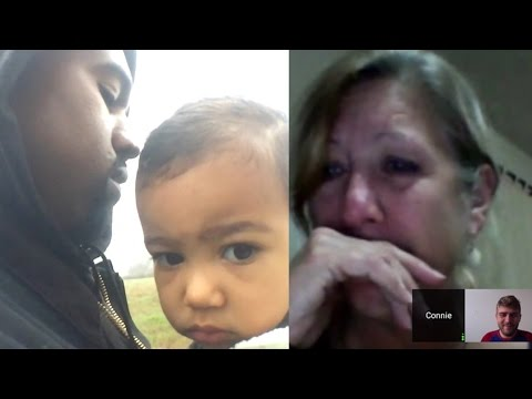 """Kanye West """"Only One"""" Video Reactions from Moms & Their Complex Kids."""