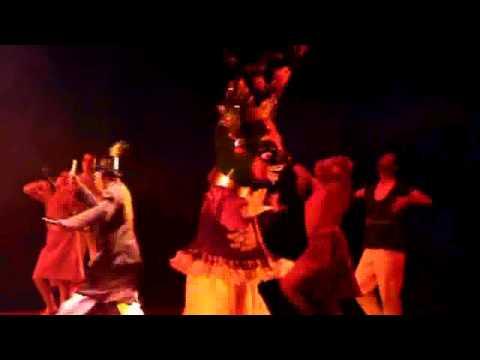 Ballet Folklórico de La Paz, BAFOPAZ - Jacha Tata Danzanti