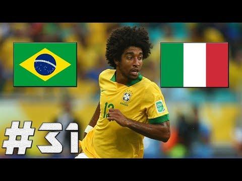 FIFA 17 | Brazílie-Itálie | Čtvrtfinále-MS 2018!!! | PART 31 | XBOX ONE | CZ/SK